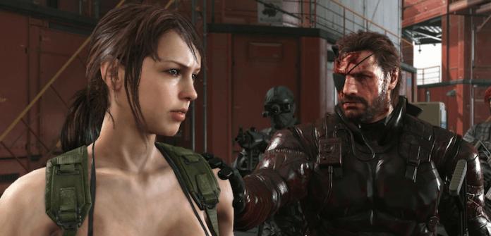 Metal Gear Solid HD stiže na PS4 konzolu