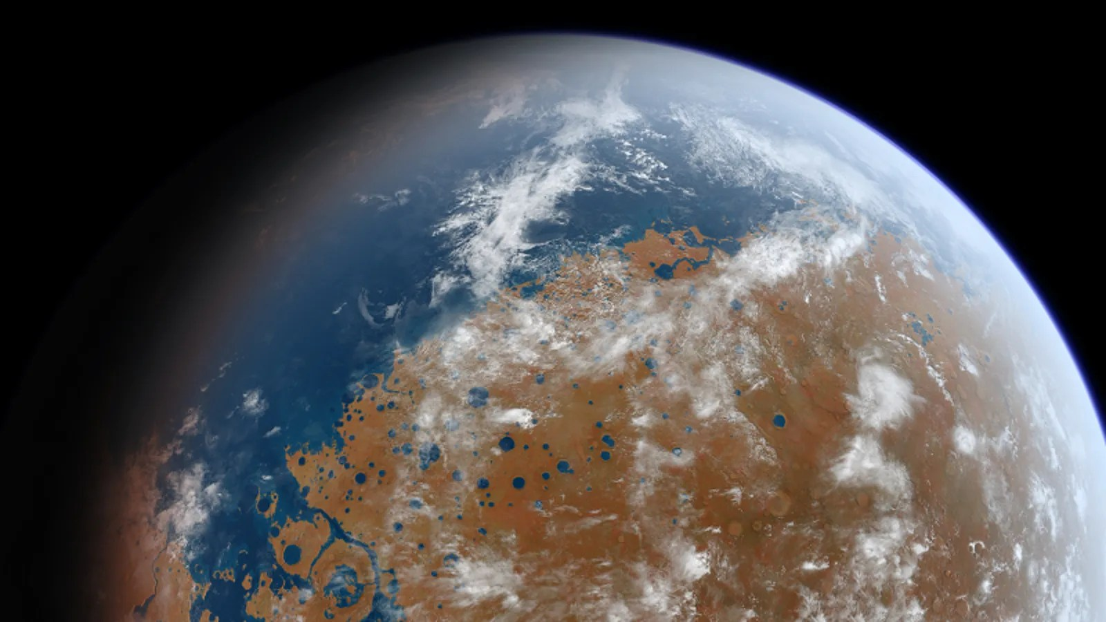 Ancient Mars Was Even More Earth Like Than We Imagined