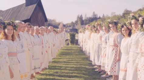 Midsommar trailer door Ari Aster