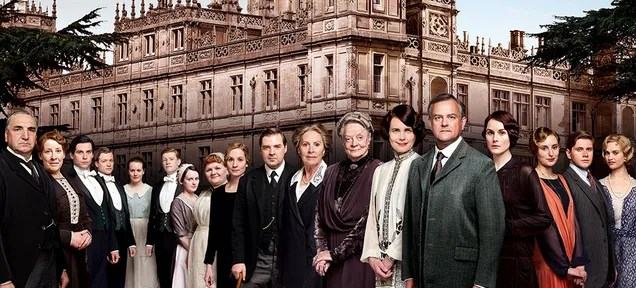 Relive Lady Mary's Hell With Downton Abbey Season Four on Amazon Prime