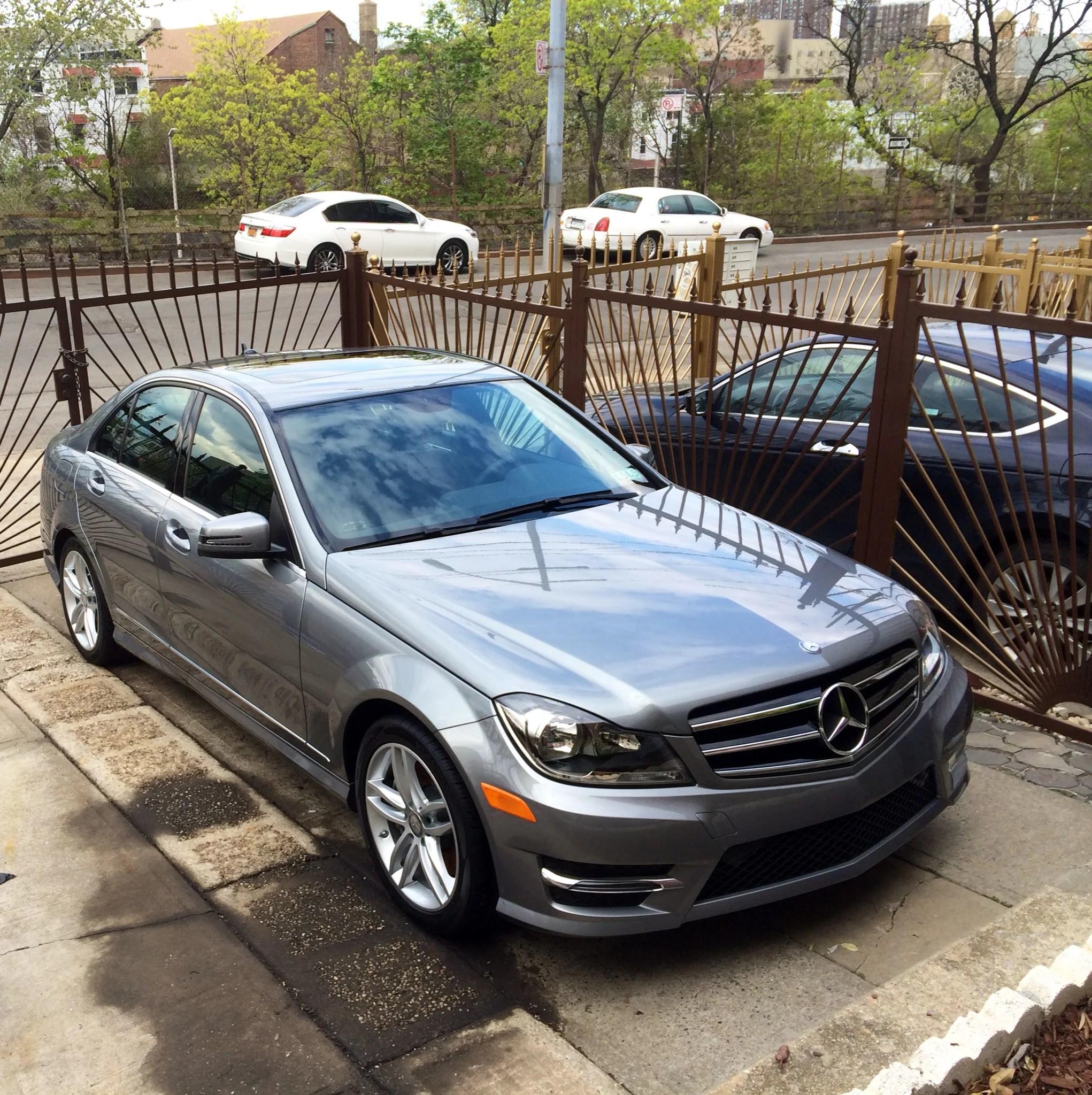 2014 Mercedes C300 Review