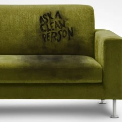 How To Deep Clean White Leather Sofa Signature Design By Ashley Axiom In Walnut Help My Couch Is Humiliating