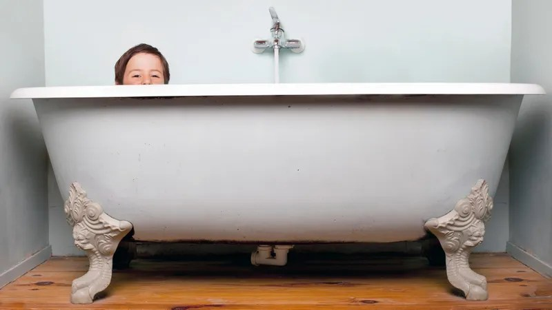Illustration for article titled Your Kid Probably Doesn't Need a Bath Every Night