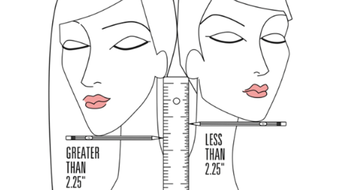 how to figure out if short hair will look good on you