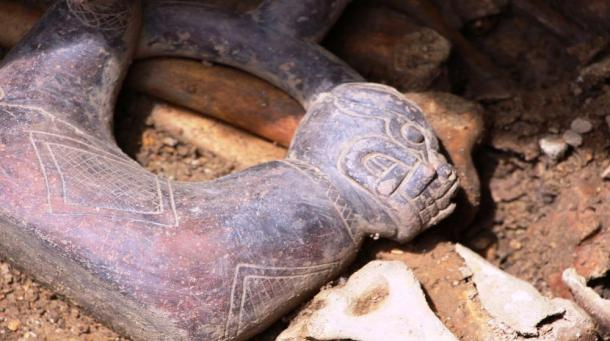 "Ancient ""Tomb of the Serpent Jaguar Priests"" Discovered in Peru"
