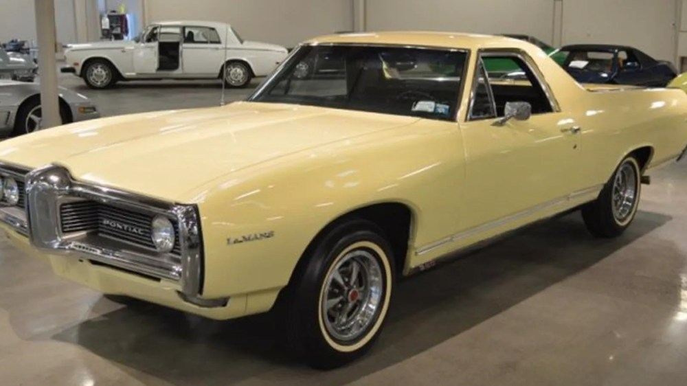 medium resolution of did you know there was at least one pontiac el camino and it s still alive