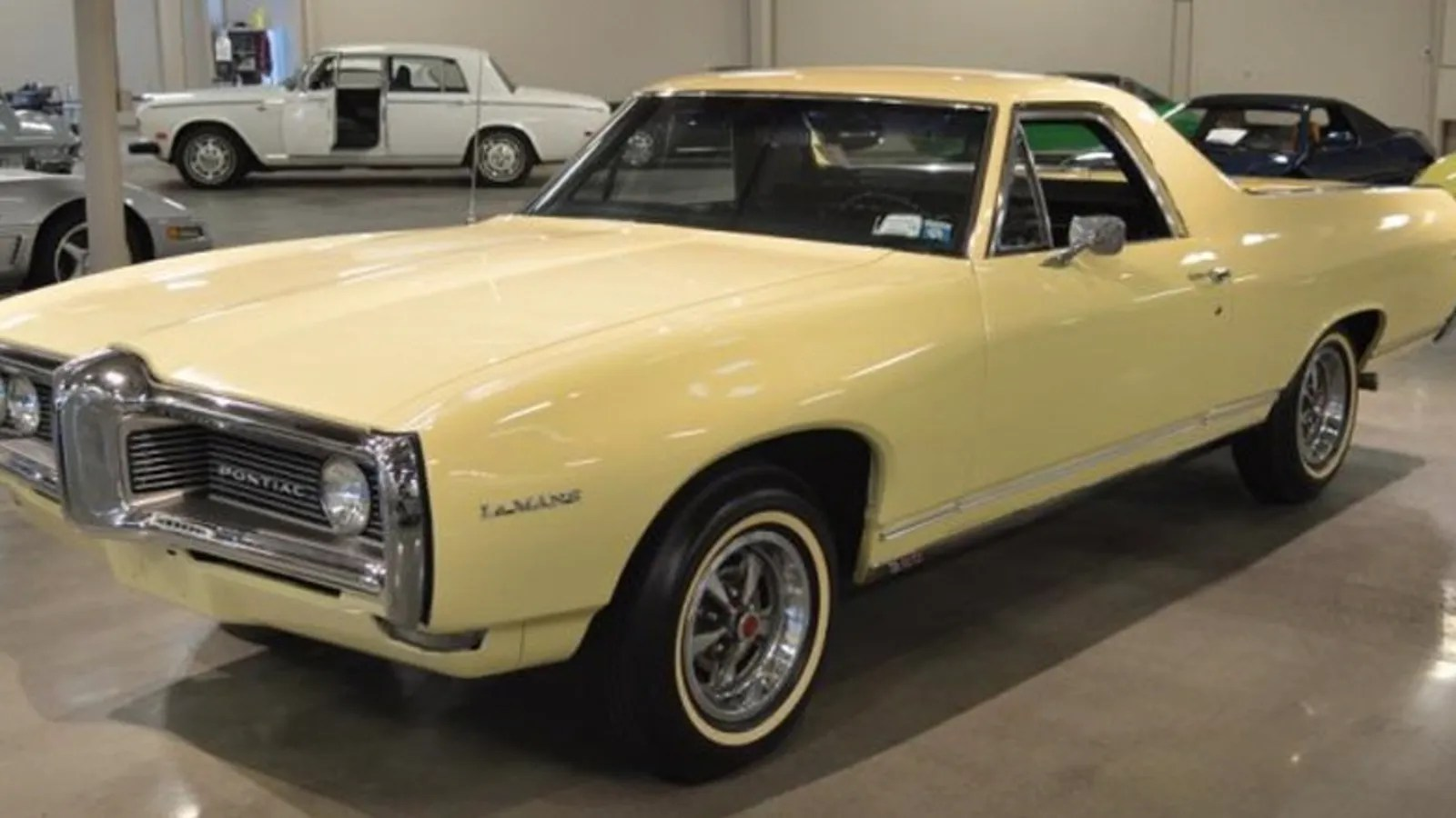 hight resolution of did you know there was at least one pontiac el camino and it s still alive