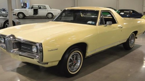 small resolution of did you know there was at least one pontiac el camino and it s still alive