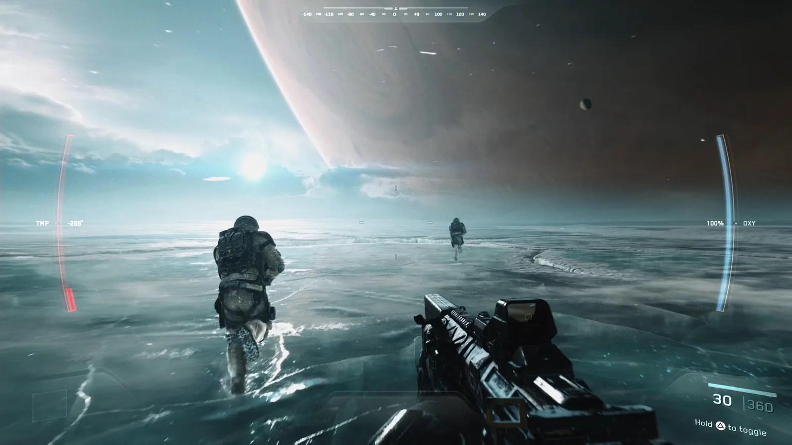 Call Of Duty Infinite Warfares Campaign Is More SciFi