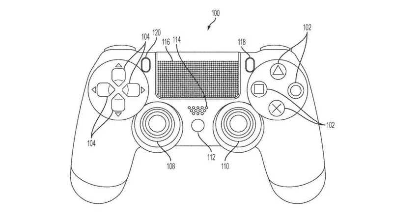 Sony Patent Hints at Possible Touchscreen Playstation