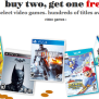Buy 2 Get 1 Free Games Including Ps4 At Amazon Target