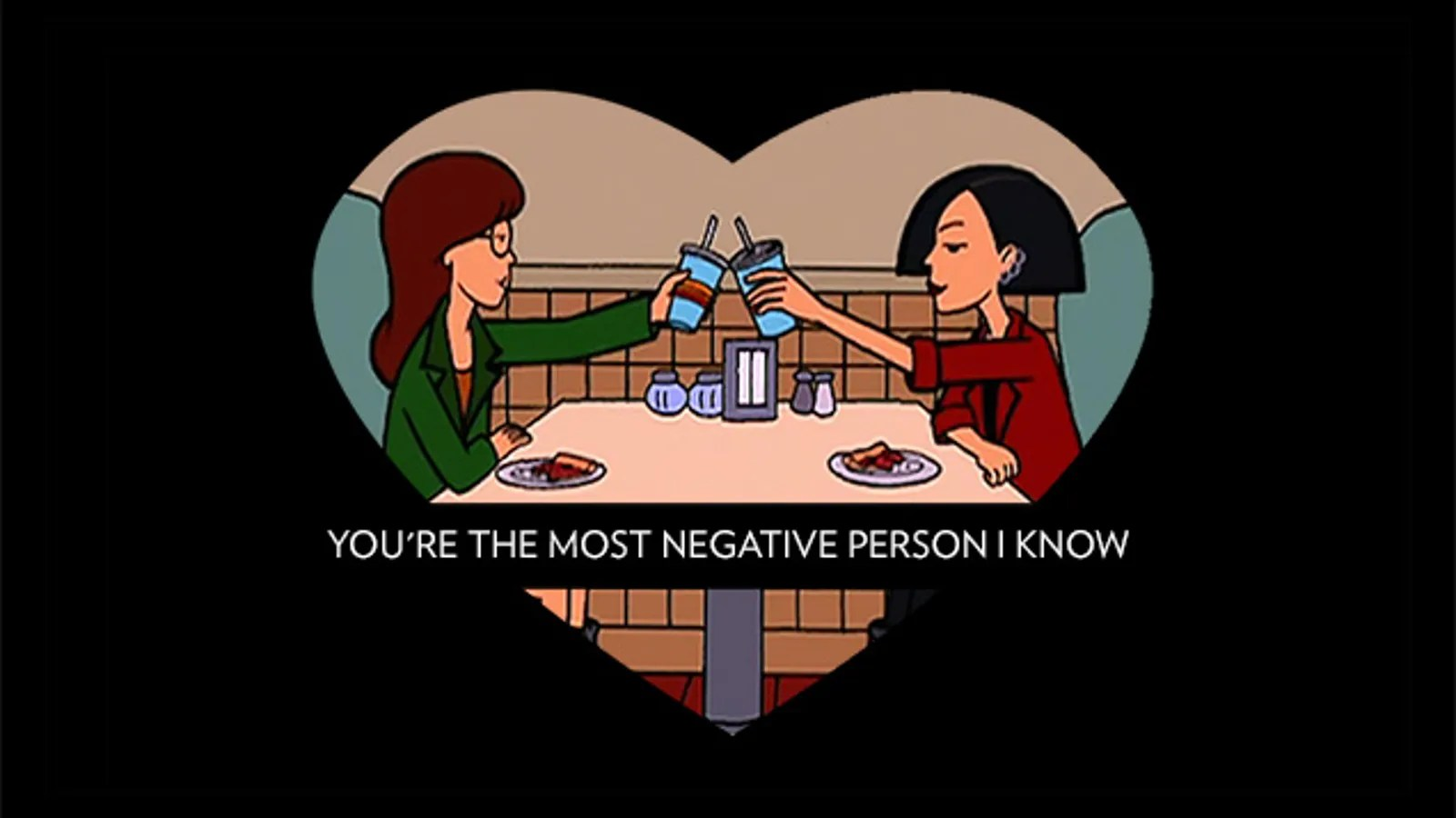 Lonely Girl Wallpaper With Quotes The Misanthropic Love Story Of Daria Morgendorffer And