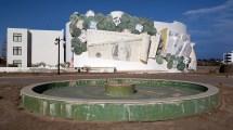 Abandoned Resort Town Show Terrorism