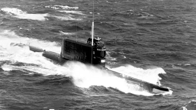That Time The CIA And Howard Hughes Tried To Steal A Soviet Submarine