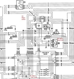 peugeot 406 wiper wiring diagram [ 1200 x 675 Pixel ]