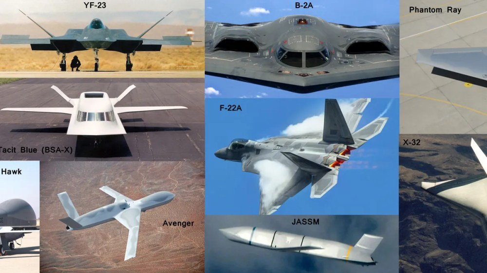 medium resolution of never seen photos of boeing s 1960s stealth jet concept that predicted the future