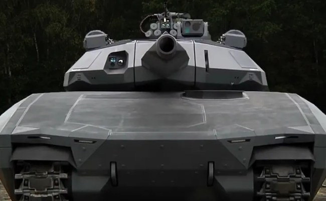 Is Poland S Stealthy Pl 01 The Tank Of The Future