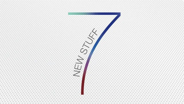 iOS 7 Is Coming on September 18, Here's What's New