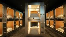 Japan' Coolest- Capsule Hotels