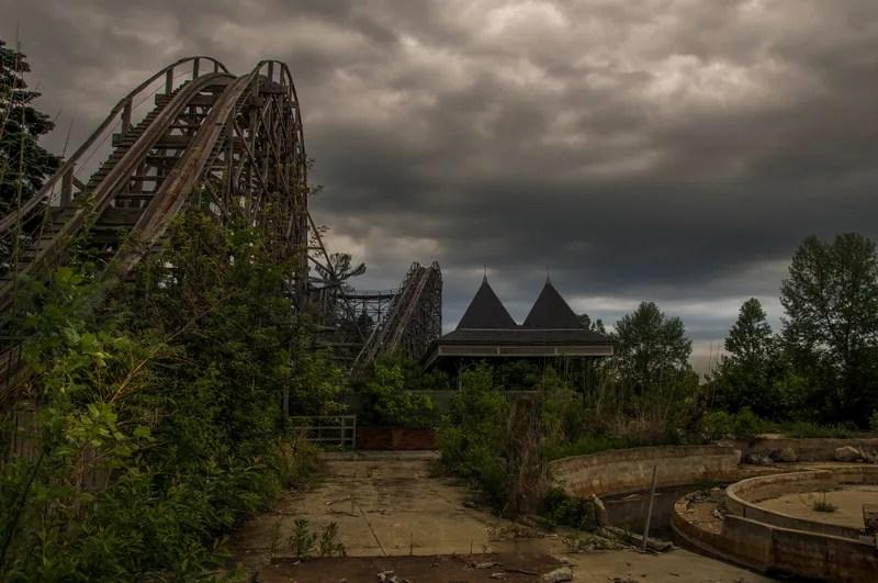 Abandoned Gulliver S Kingdom Theme Park Tour