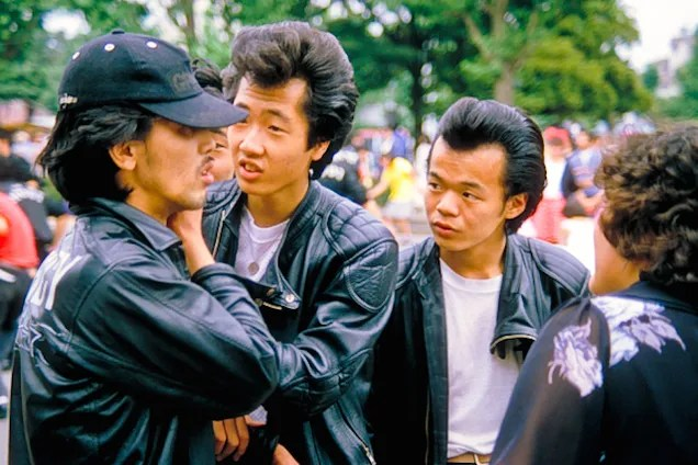 The Bosozoku Are Japan's Disappearing Rebels Without A Cause