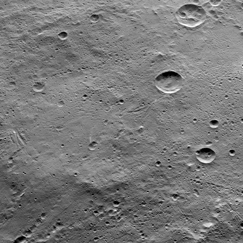 The Latest Images From Ceres Show Off A Stunningly Beautiful Cratered Surface