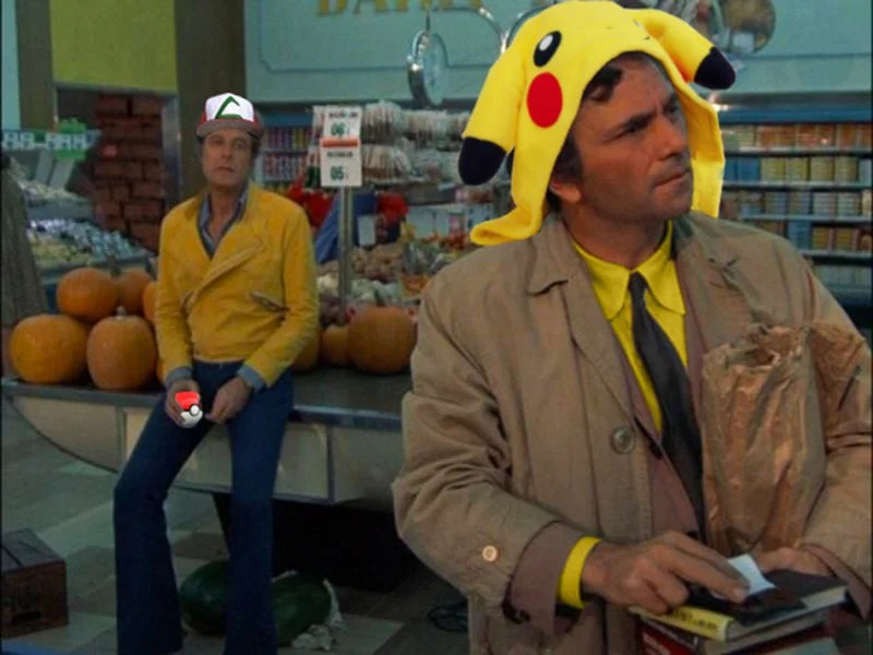 Kotaku 'Shop Contest: Being Detective Pikachu: Winners!