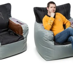 Occasional Chairs Cheap Chair Sit To Stand Exercise Take Command Of Your Den In Captain Kirk's Bean Bag