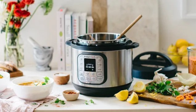 Do You Value Your Time? Buy An Instant Pot Today, While They're On Sale.