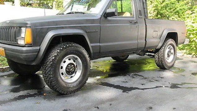 Do Want Super Clean 87 Jeep Comanche 4x4 4 0l 5 Speed 116k