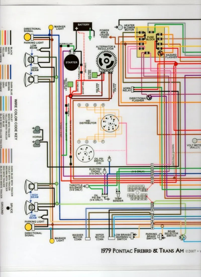 hight resolution of  1981 trans am fuse box wiring liry on firebird engine firebird interior diagram
