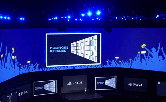 The Ps4 Doesn T Have The Xbox One S Drm