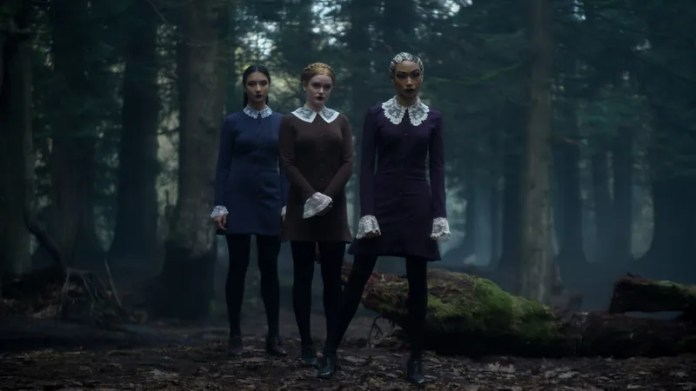 Image result for Sabrina 3 witches