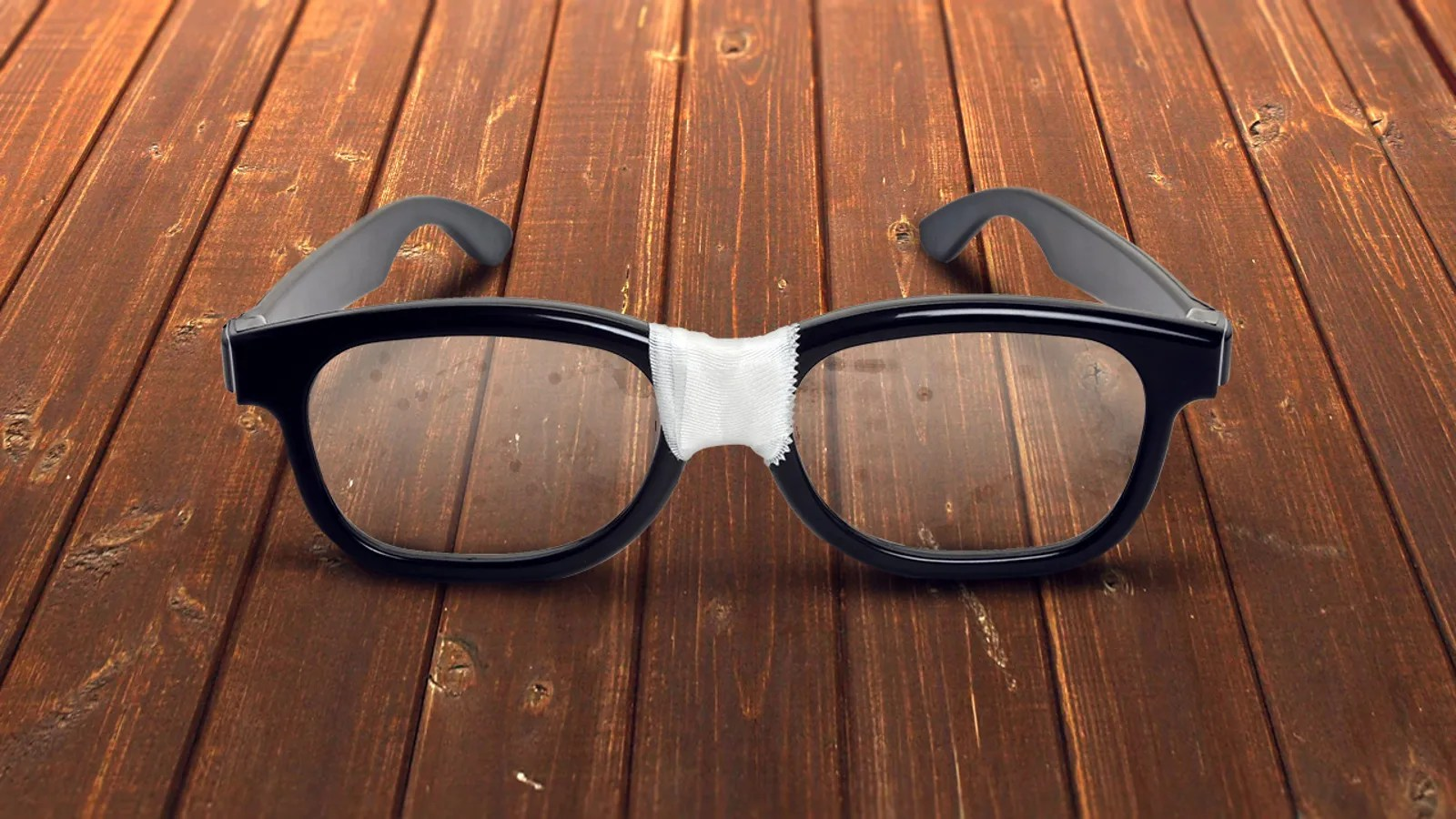 How Can I Revive An Old Beaten Up Pair Of Glasses