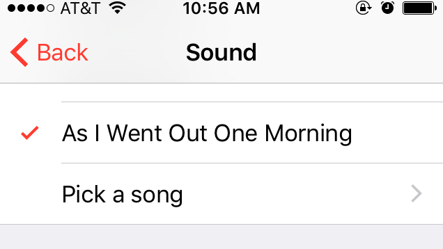 Set Any Song from Apple Music as an Alarm on iOS