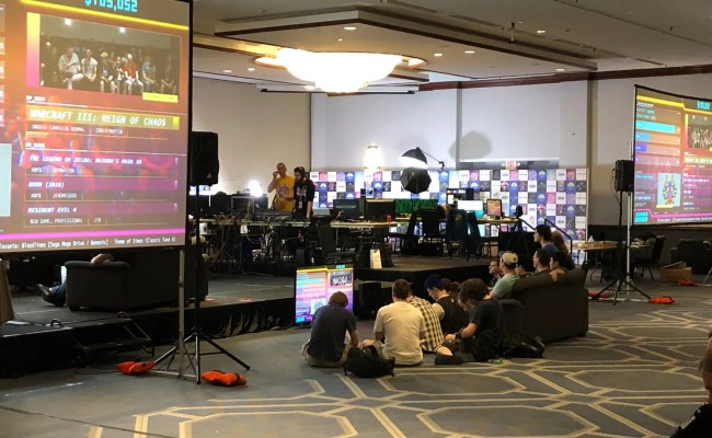 My Week With The Fastest Gamers On Earth At Sgdq 2018