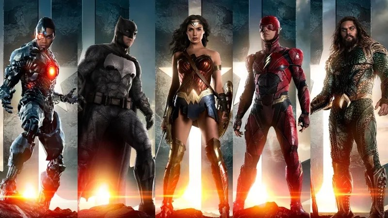 12 Upcoming DC's Movies