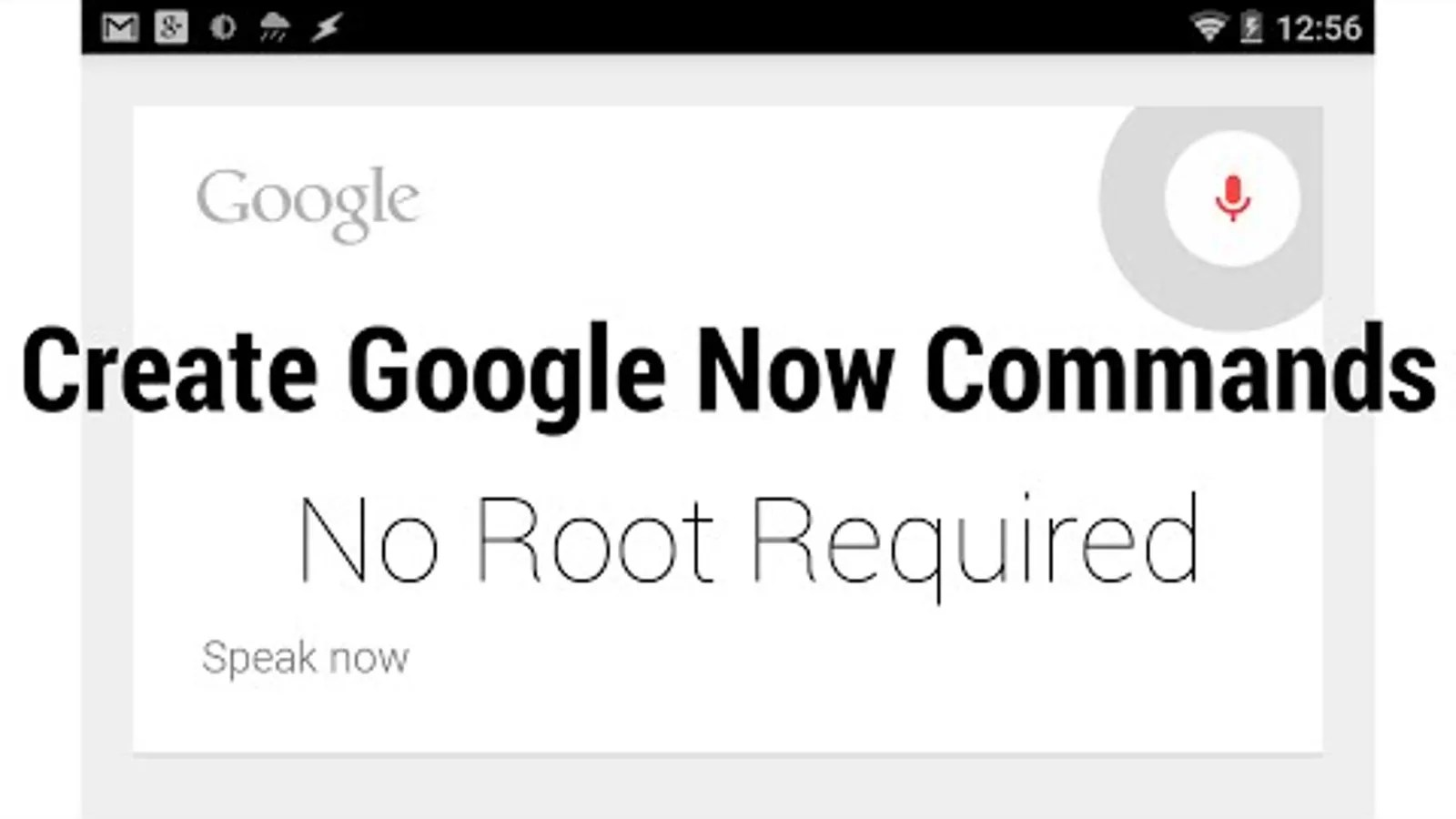 AutoVoice Now Lets You Create Custom Google Now Commands