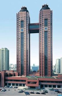 North Korea Building Architecture