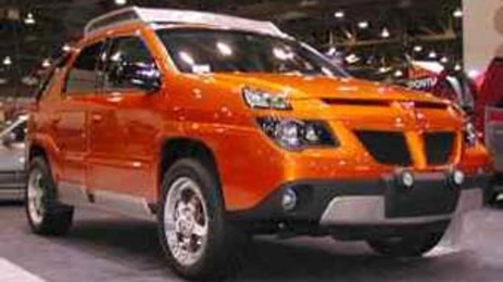 medium resolution of nice price or crack pipe gm heritage collection supercharged aztek sema car for 24 900
