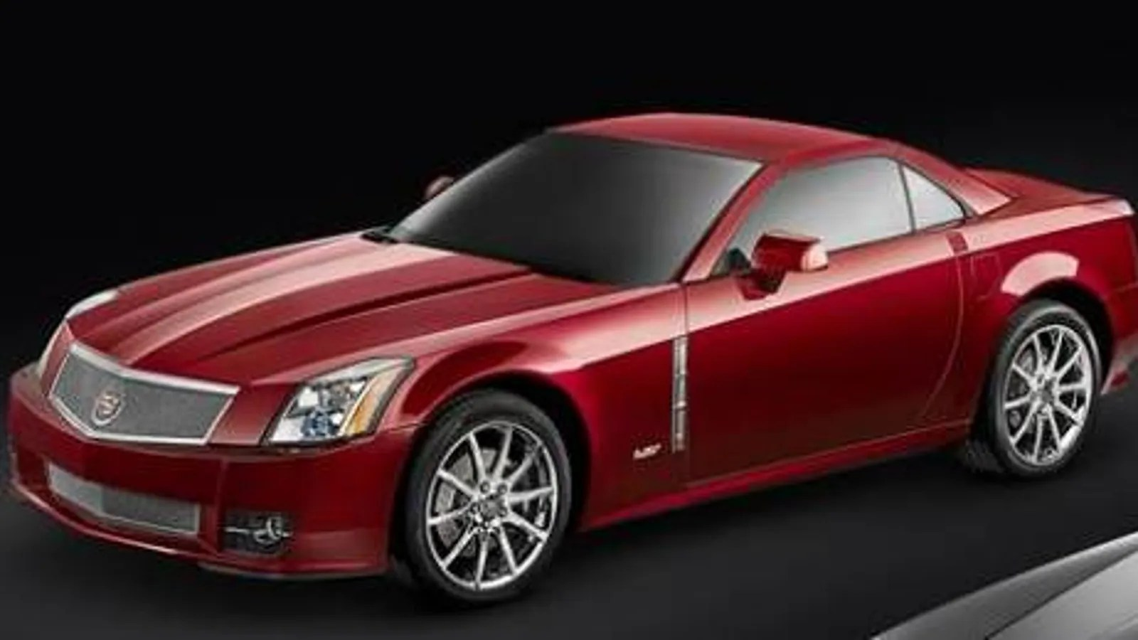 2009 Cadillac Xlr V Revealed Along With A Load Of Images
