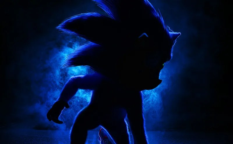sonic movie first look