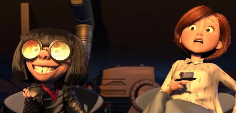 What if Incredibles 2goes really, really dark?