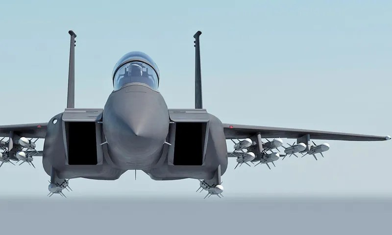 Boeing Touts New 16 Air-To-Air Missile Carrying F-15 Eagle Configurations