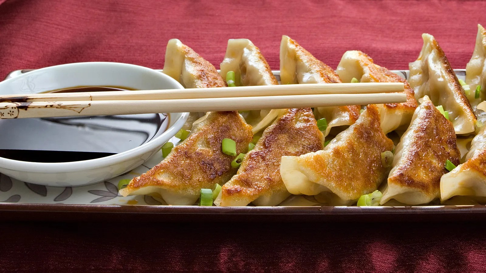 kitchen inventory app rustic table sets the difference between potstickers, wontons, and gyoza