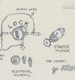 ford 6 volt car starter diagram [ 1200 x 675 Pixel ]