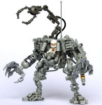 This awesome space mech is the next user-designed official ...