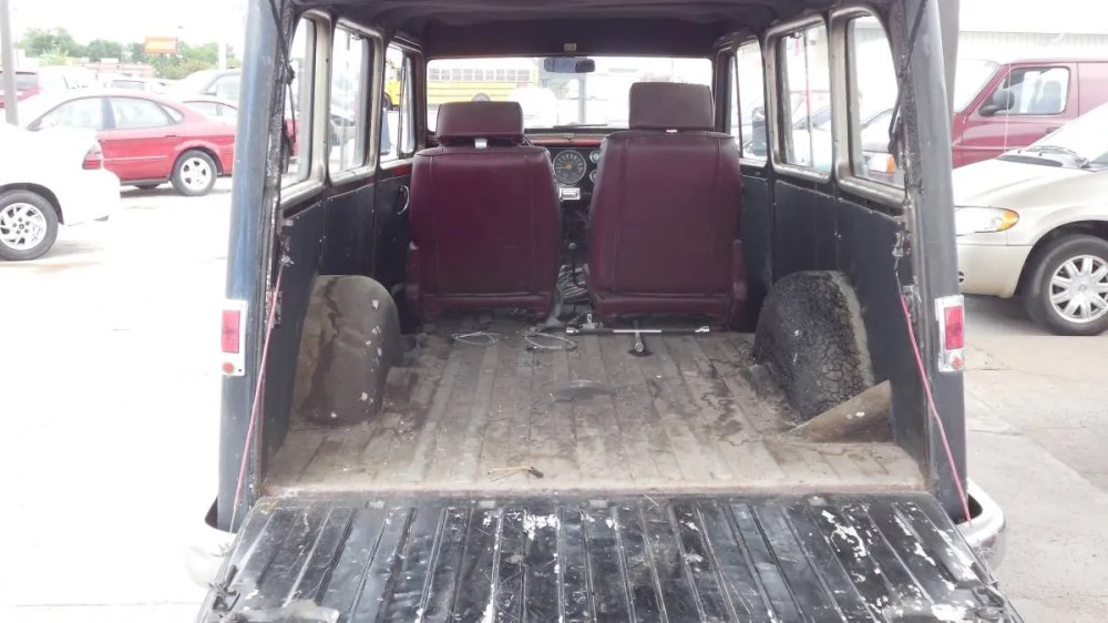 medium resolution of for 3 500 would you buy jim s 1962 willys jeep station wagon