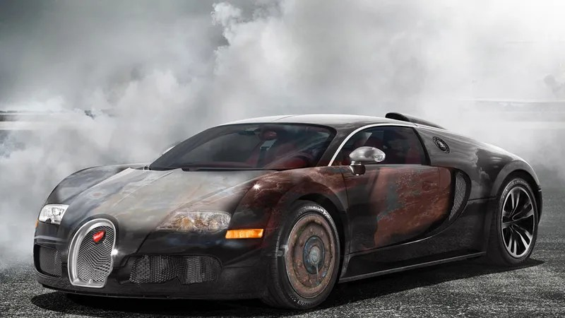 Why You Should Make Your 1 Million Car Look Like Crap