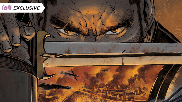 ukgscw5ucpc7em09eeak Dune's Next Comic Dives Deep Into the Heart of the Imperium's Greatest Warriors | Gizmodo